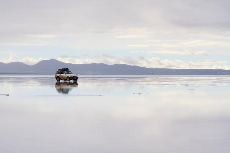 Salar de Uyuni, Salt Flat Tours, Altiplano, Southwest Bolivia