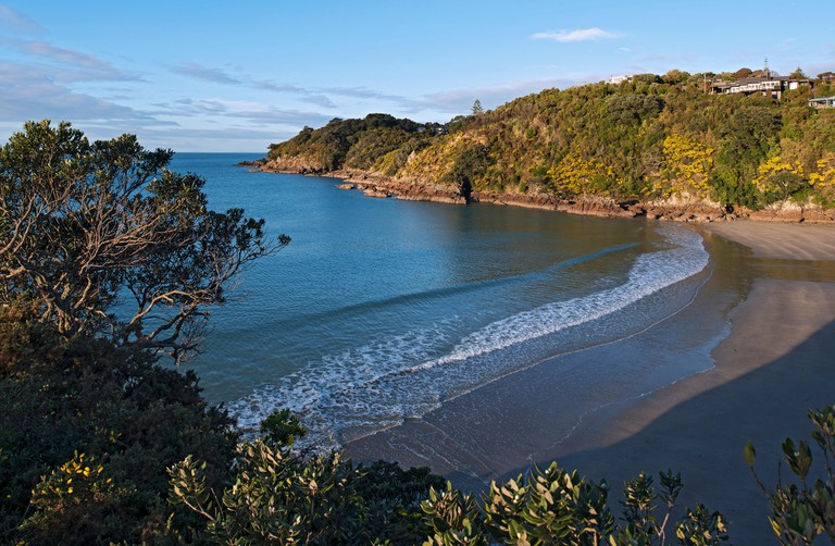 Little Oneroa Beach; Waiheke Island, New Zealand