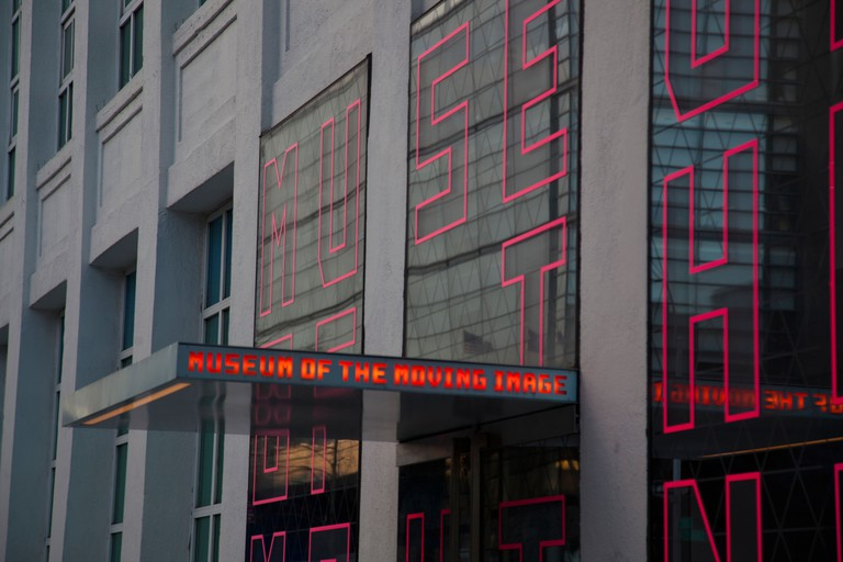 Museum of the Moving Image entrance