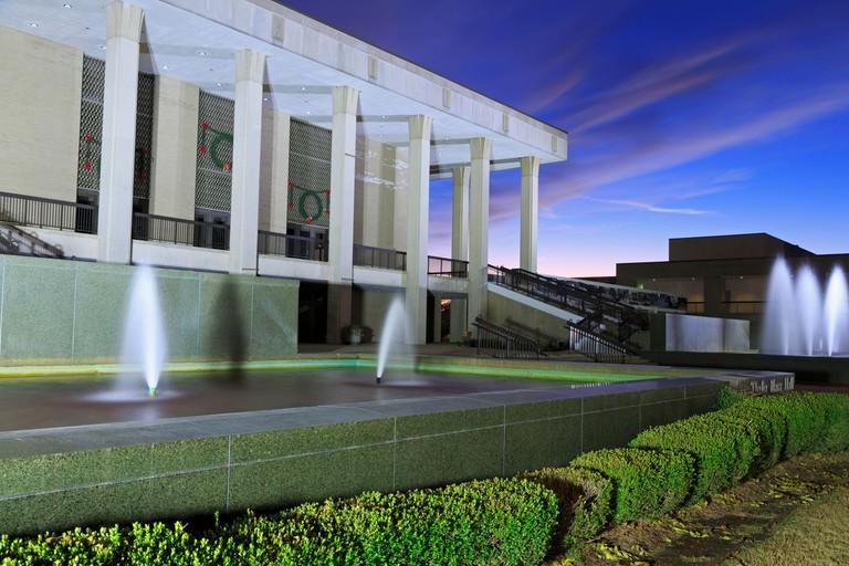 Thalia Mara Hall, Jackson, Mississippi, USA