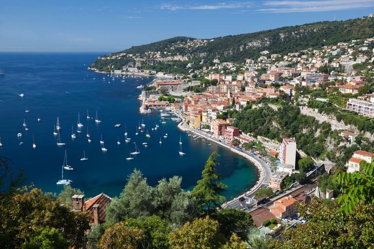 Villefranche-sur-Mer, Provence-Alpes-Cote d'Azur, France, Europe