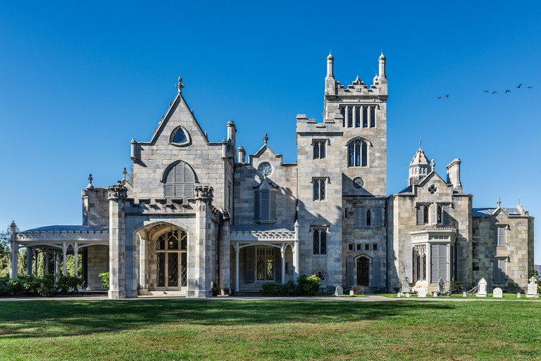 Lyndhurst Mansion, Tarrytown, New York