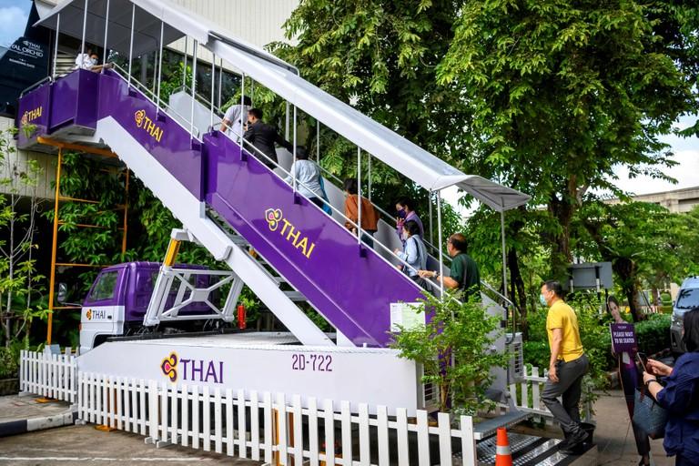 THAILAND-AVIATION-HEALTH-VIRUS
