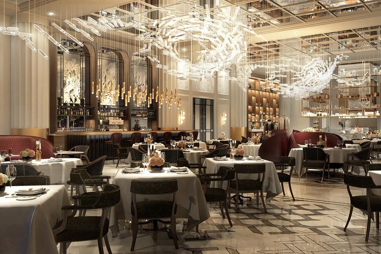 Brasserie Boulud - Sofitel Dubai Wafi