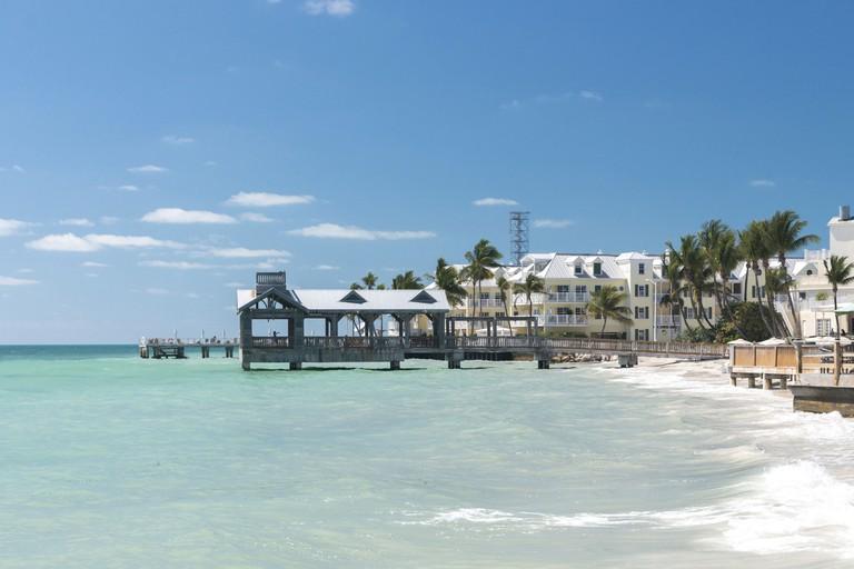 South Beach, Key West, Florida, USA