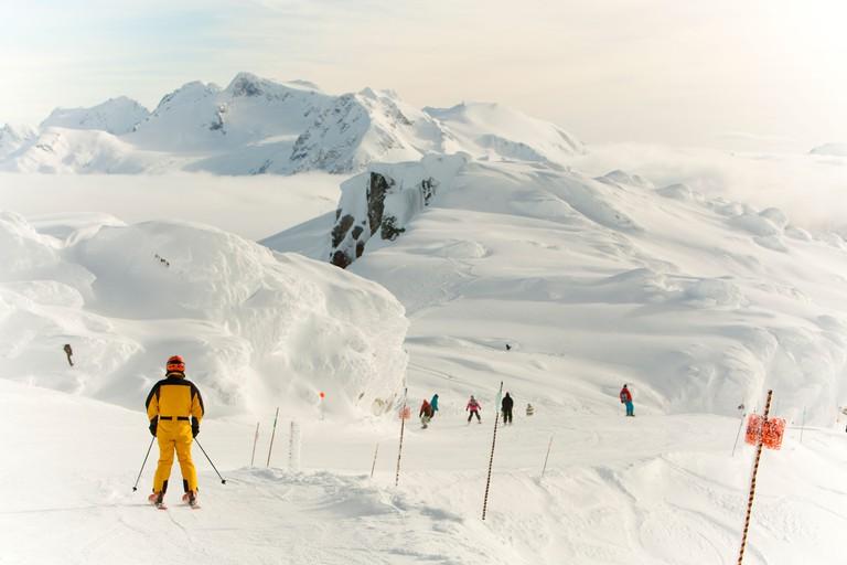 Whistler Ski Resort, British Columbia, Canada