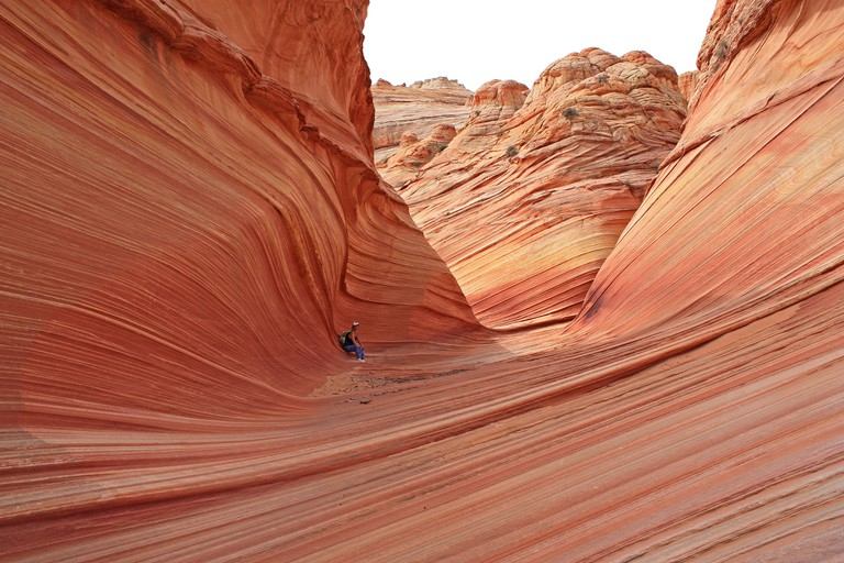 The Wave, Coyote Buttes in Paria Canyon-Vermillion cliffs wilderness,Arizona, United States, house rock valley road, arizona, un