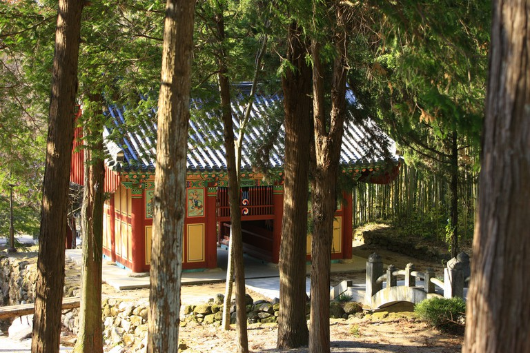 Ssanggyesa Temple in Hadong (KTO - Kim Jiho) (3)