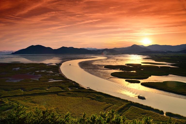 Suncheonman Bay (KTO - Cho Song-gun)
