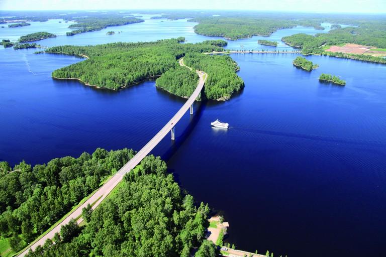 Finland_Lappeenranta_Lake_Saimaa