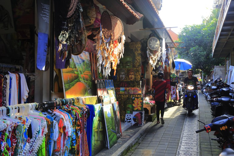 Ubud Art Market.Ubud.Bali.Indonesia