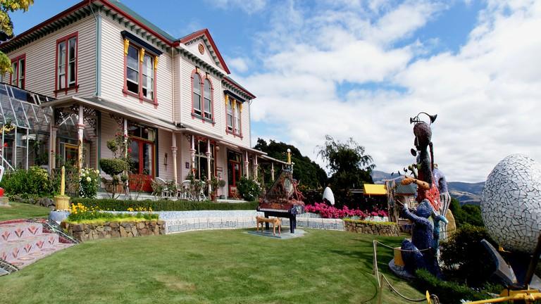 Gaints House | © Bernard Spragg. NZ/Flickr
