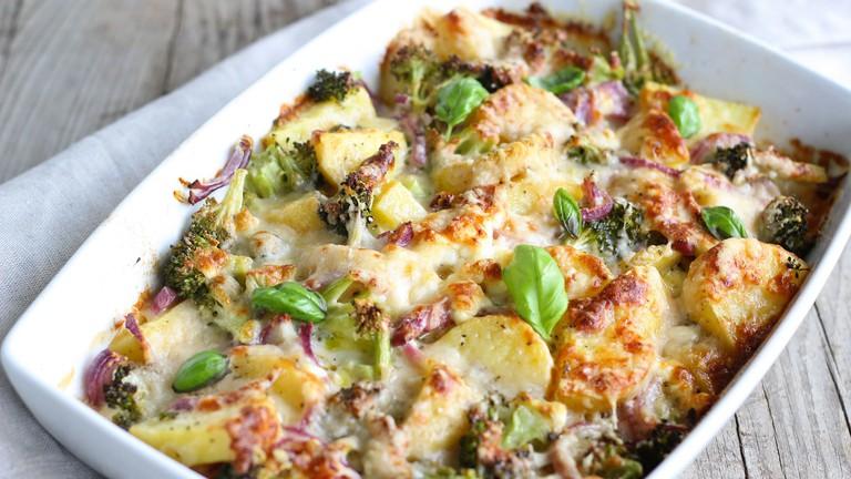 Vegetarian Casserole/