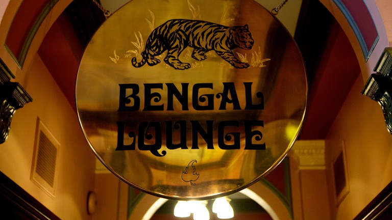 Bengal Lounge, The Empress Hotel, Victoria, BC