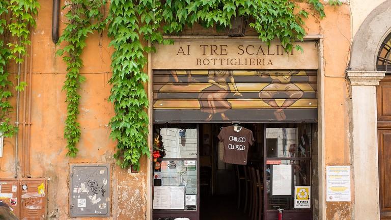 Ai Tre Scalini, Roma