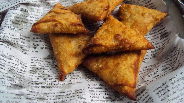 Highlights of Gateway to India's menu include vegetable samosa, chicken murgh korma and the mixed tandoori platter / Pixabay