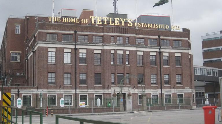 The Tetley