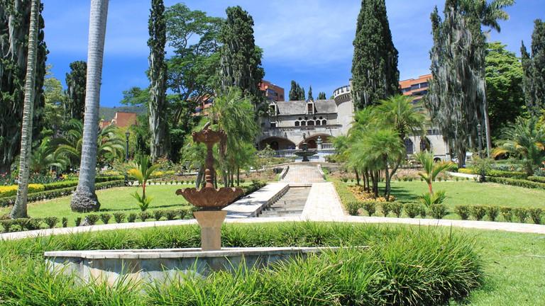Museo El Castillo, El Poblado, Medellin