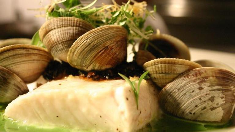 Seafood at Craigie on Main