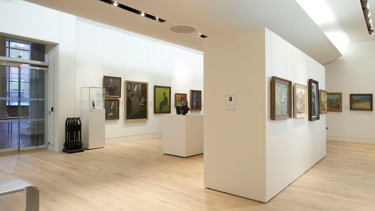 The Stanley and Audrey Burton Gallery