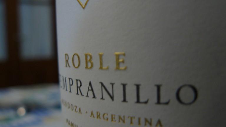 Roble Wine