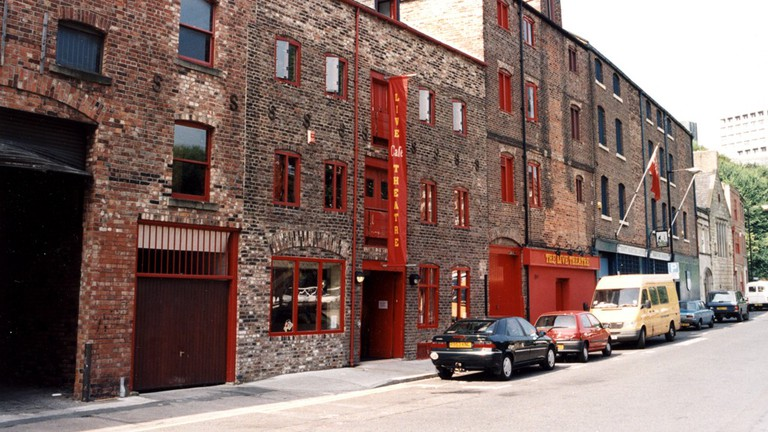 The Live Theatre Broad Chare Newcastle