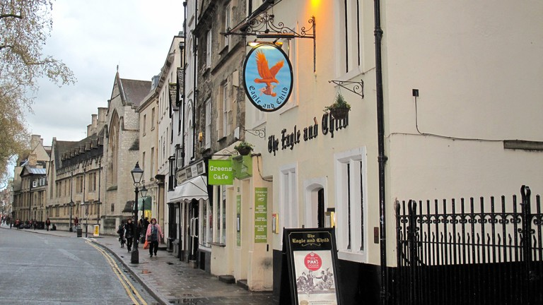 Eagle and Child, Oxford
