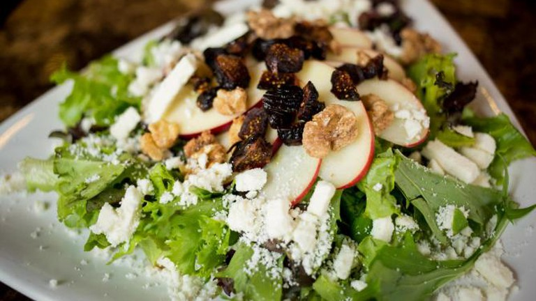 Apple and Fig Salad