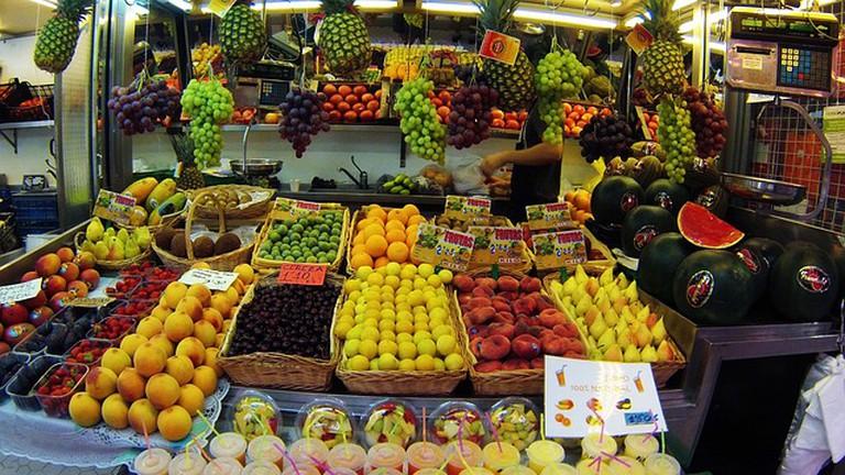 Valencia Market