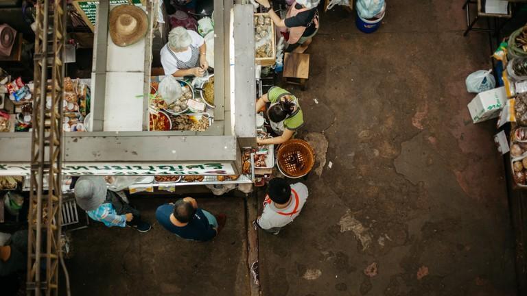 RAW 088-EMIDI- Warorot Market, Chiang Mai, Thailand