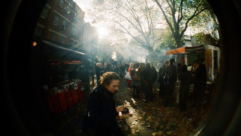 Exmouth Market, London