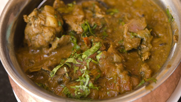 Chicken Charles Haynes Curry