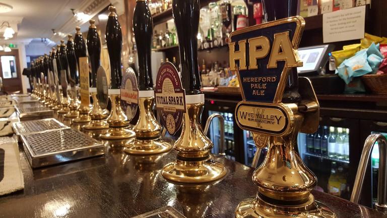 The Wellington Real Ale Pub