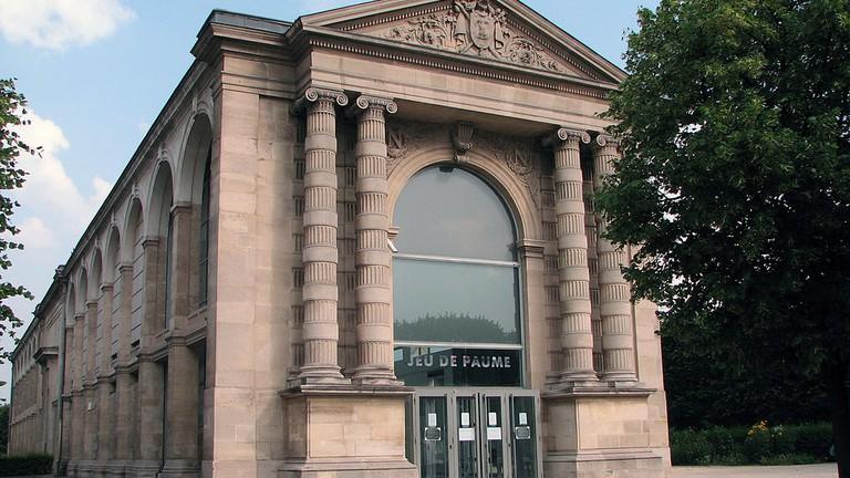Galerie nationale du Jeu de Paume, Paris