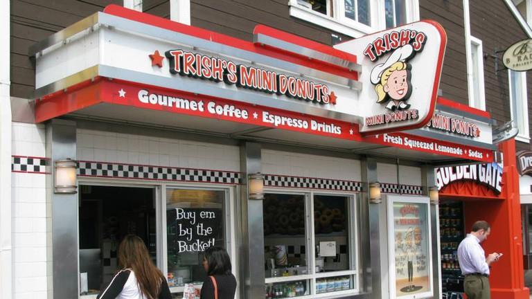 Trish's Mini Donuts, San Francisco