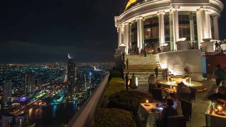 Sky Bar at Lebua, Bangkok