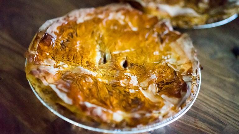 Australian Minced Meat Pie