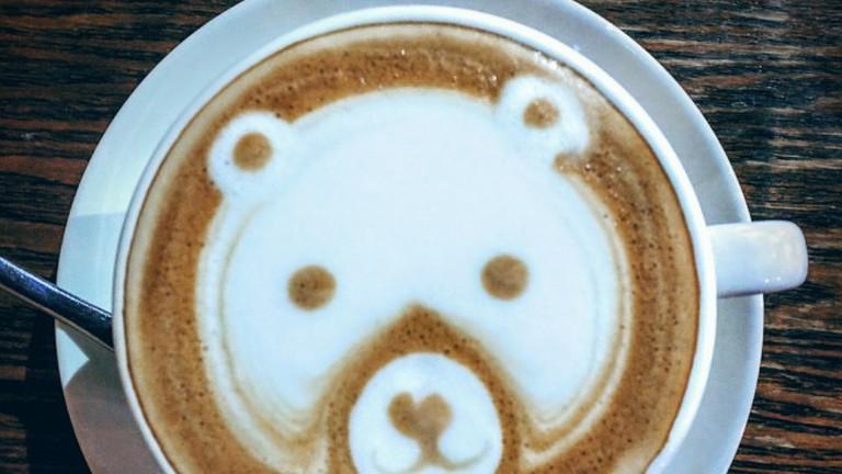 Coffee art   © Catriona Ward/Flickr
