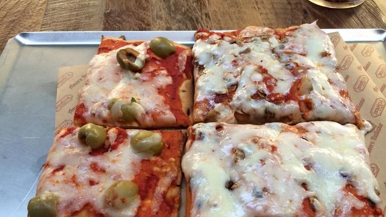 Zota Pizza, Tel Aviv