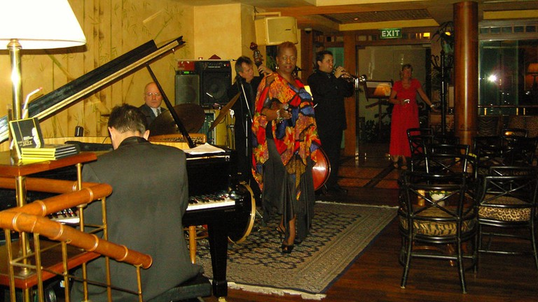 Jazz at Bamboo Bar, Bangkok