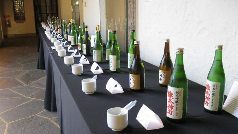 Joy of sake