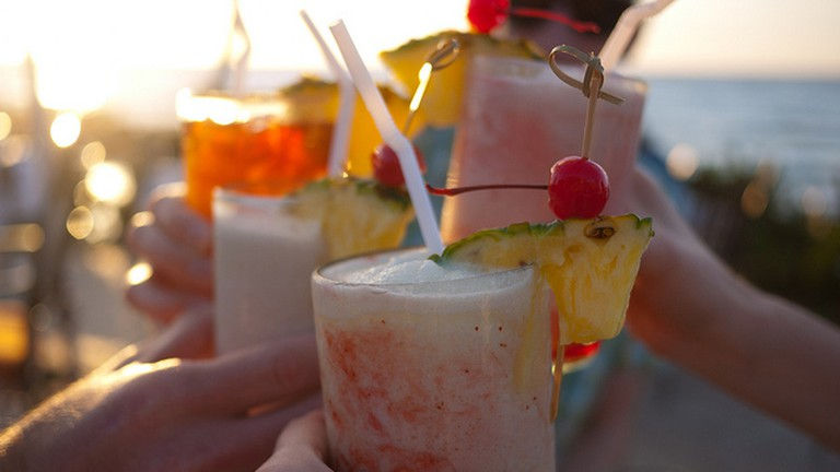 Hawaiian cocktails | © Taz/Flickr
