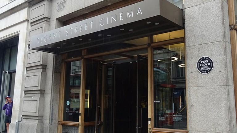 Regent Street Cinema | © Zoe Rimmer/Flickr