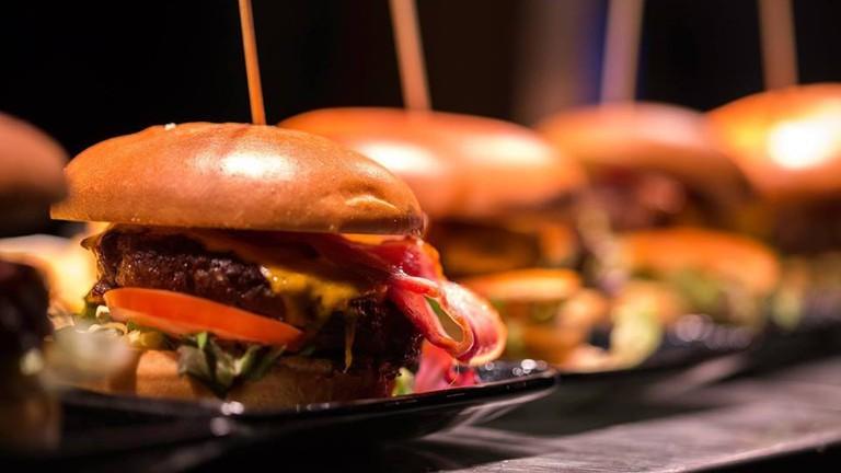 Burgers at Bryggeriet | Courtesy of Bryggeriet