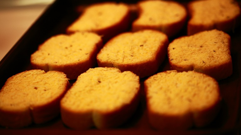 Baked Biscuits| © Pink Sherbet Photography/Flickr
