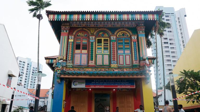 House of Tan Teng Niah, Little India, Singapore