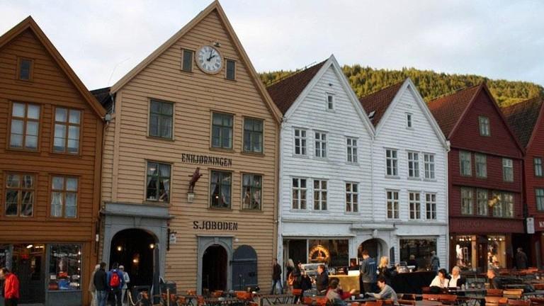 Sjøboden exterior | Courtesy of Sjøboden