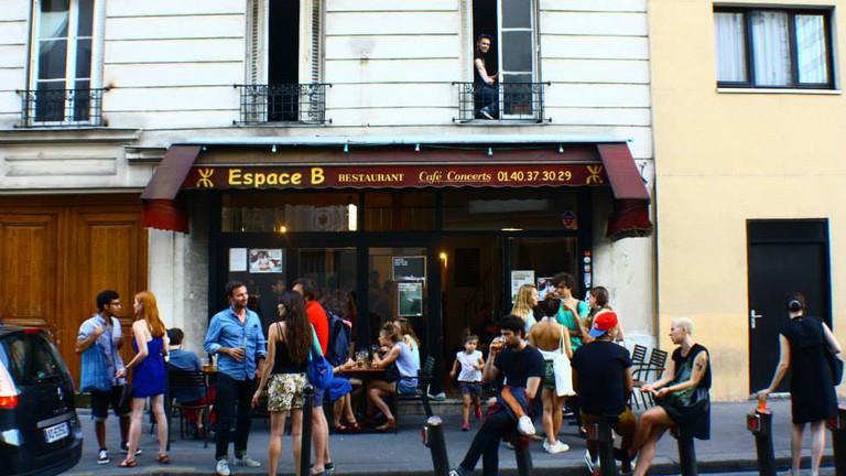 Espace B, Paris