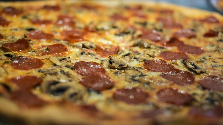 Bleecker Street Pizza| © Davis Staedtler/flickr