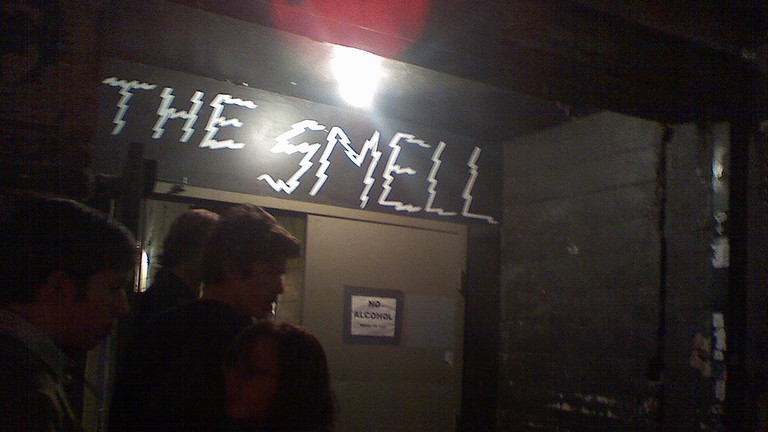 The Smell